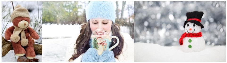 entête fête hiver